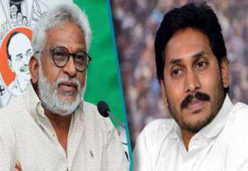 jandra cm jagans father in law have chance to become president of thirupathi temple