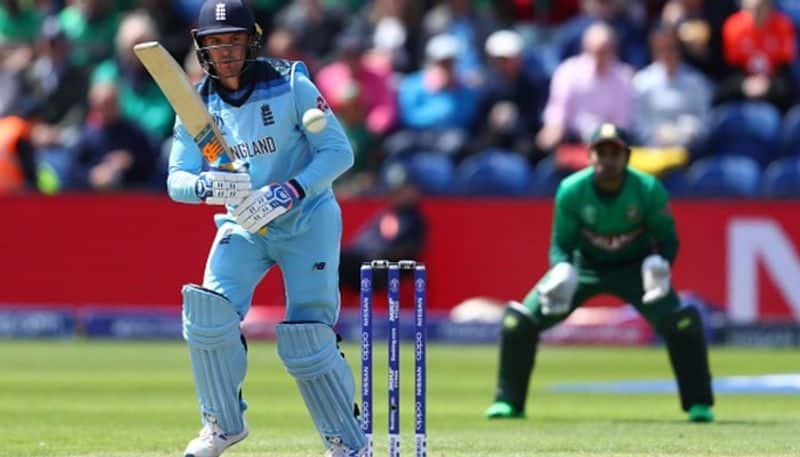 World Cup 2019 England thrash Bangladesh Jason Roy 153