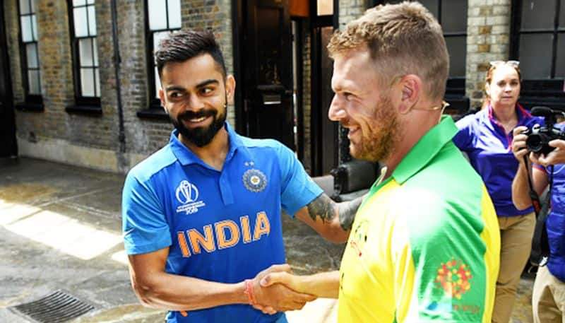 1st ODI at Mumbai Australia have won the toss and have opted to field