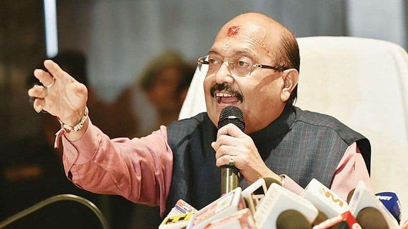 Amar Singh has passed sarcasm comment on Akhilesh Yadav, know what told veteran SP leader