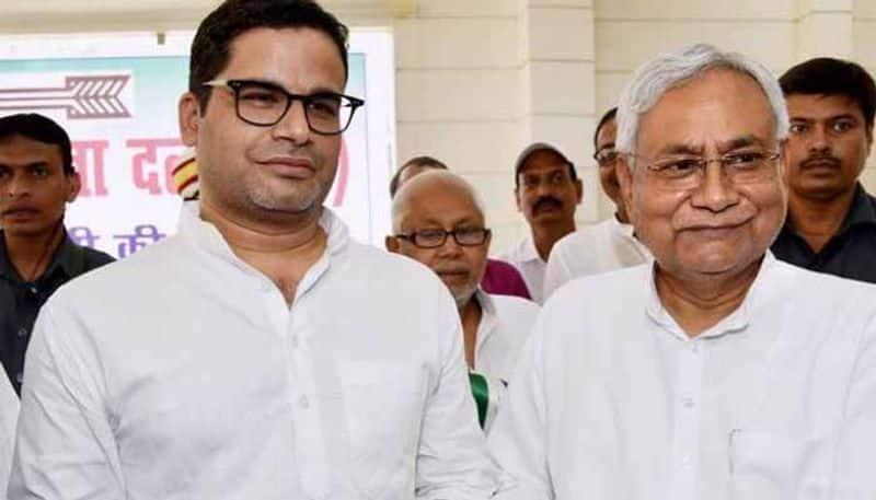 bhikari Prashant who came to fill the vacuum in DMK ...?