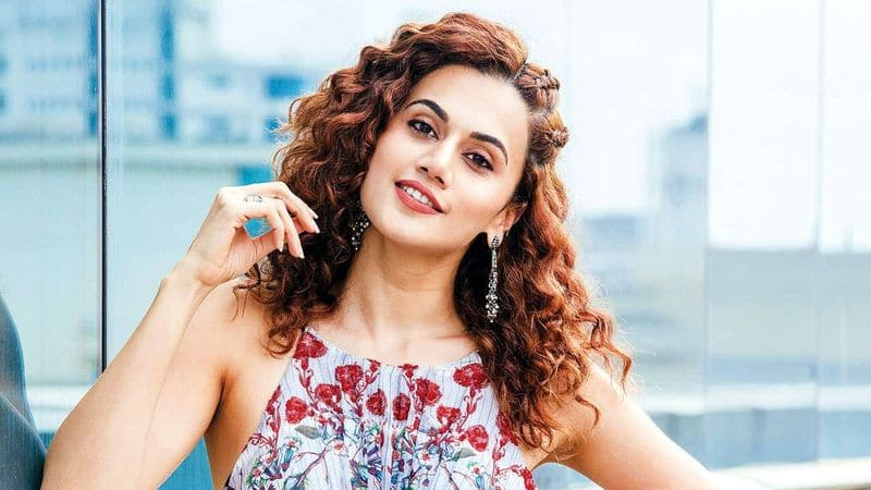 Bollywood's Taapsee Pannu wants to feature as an Indian superhero in Marvel's Avengers
