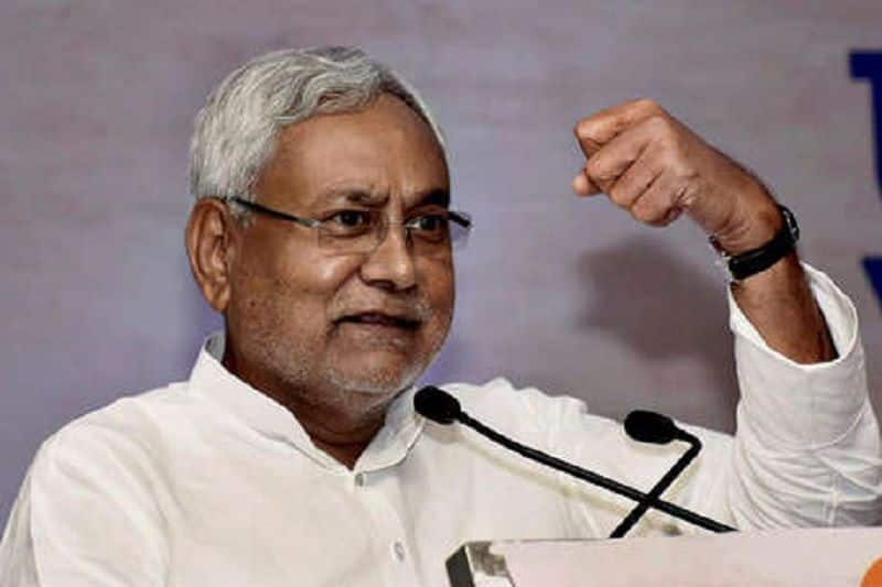 has Nitish Kumar set up his first step to moving away from NDA