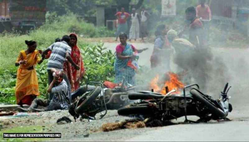 Bengal bloodied again, 4 reportedly killed in deadly TMC-BJP clash at Sandeshkhali