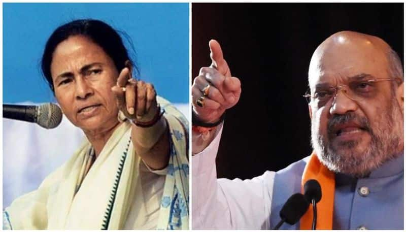 Amit Shah and Mamata Banerjee will hold rallies in Jagalmahal RTB