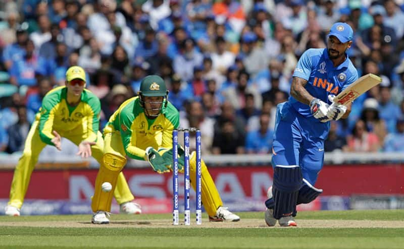 World Cup 2019...Injured Shikhar Dhawan ruled out