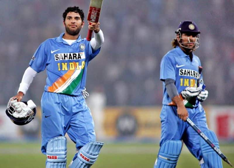 """""""You Should Ask Your Great Selectors"""": Yuvraj Singh Tells Reporters On MS Dhoni's Future"""