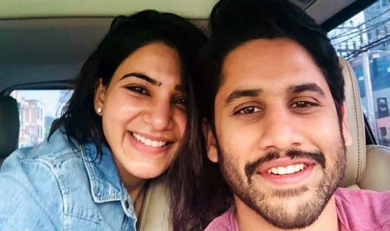 Samantha Akkineni, Naga Chaitanya again give us couple goals (Watch video)