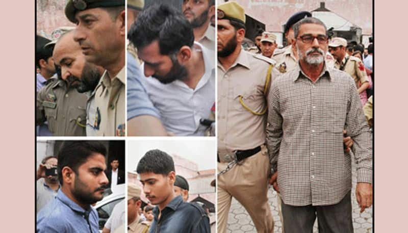 Three get life imprisonment in Kathua rape-murder case, five year jail term for other