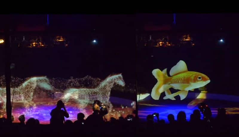 Circus Ronacalli Uses 3D Holograms Instead Of Animals To Fight Cruelty