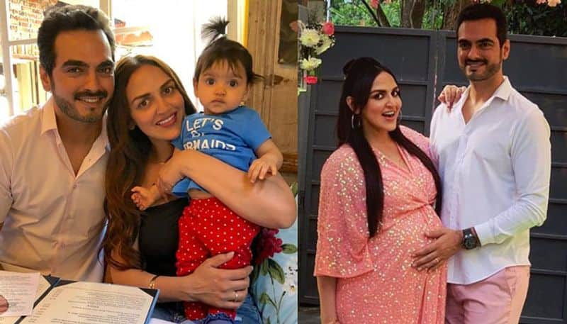 esha deol blessed with a second baby girl