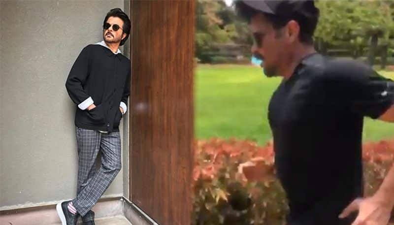 fitness freak actor anil kapoor workout video viral on internet
