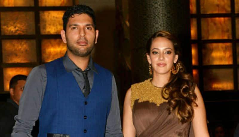 Wife Hazel Keech reveals Yuvraj was in tears when Kit arrived on India comeback
