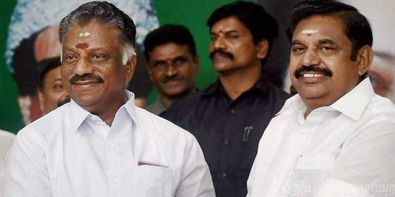 5 deputy Cm in tamilnadu edappadi plan