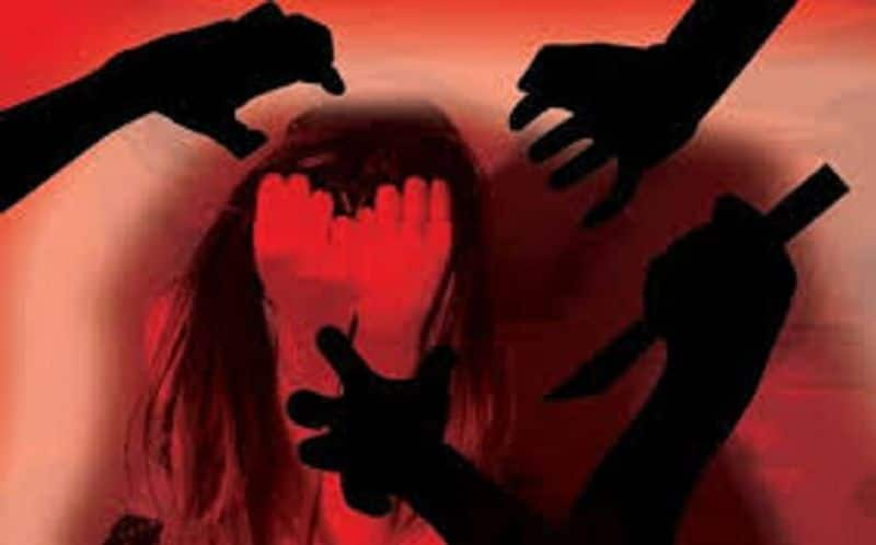 12 persons rape a lady in theni