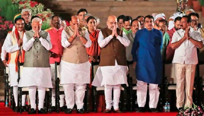 today First cabinet meeting of the PM Modi government, five years road map would be projected
