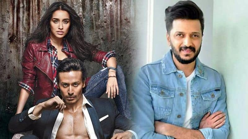 riteish deshmukh will be the part of baaghi 3