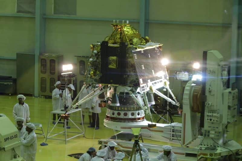 India second moon mission Chandrayaan-2 to be launched on July 15 says ISRO