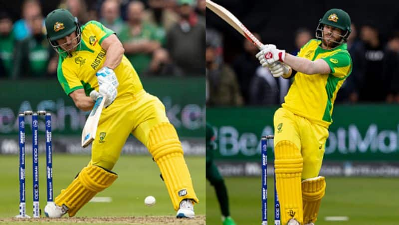 warner gave his man of the match award to young australian fan