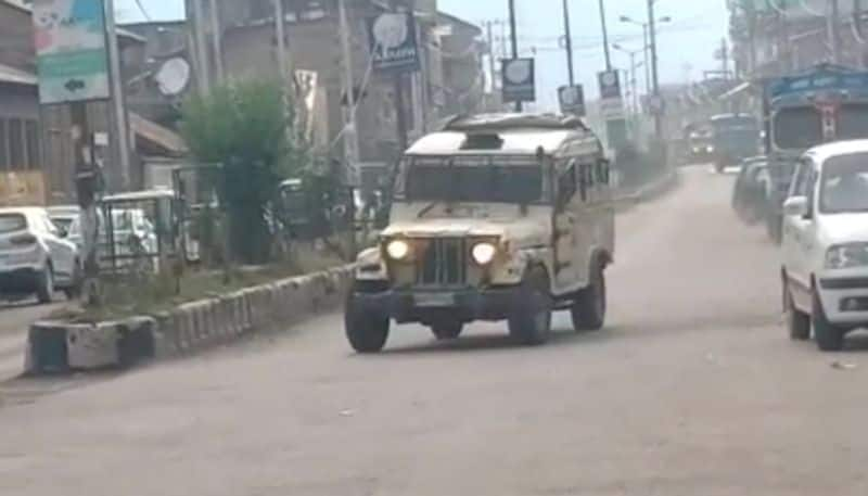 Terrorist attack on security forces in Jammu Kashmir Anantnag, two jawan martyred