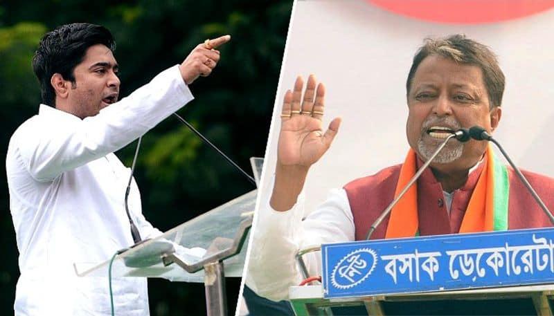 Abhishek Banerjee attacks BJP leader Mukul Roy on Singur issue