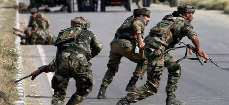 4 terrorists killed in jammu kashmir