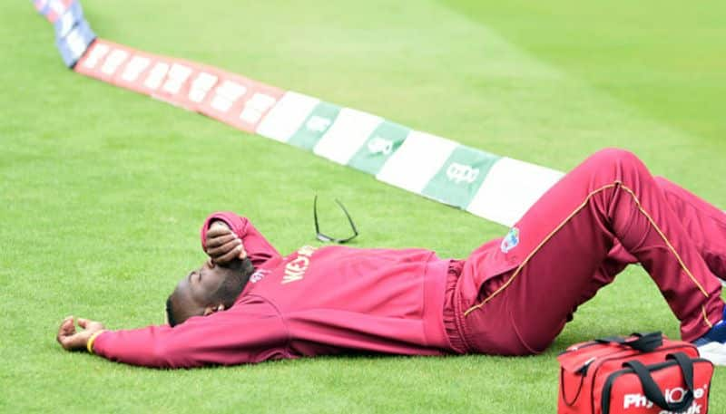 west indies all rounder andre russell ruled out of new zealand match