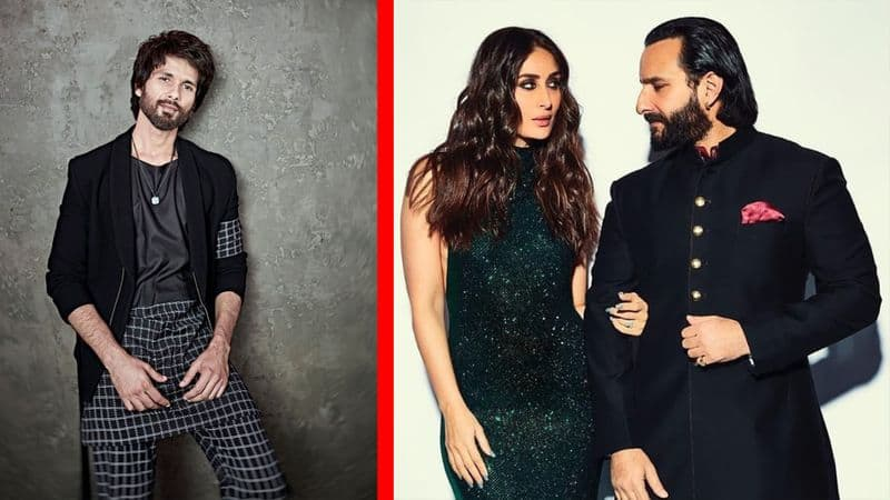 shahid kapoor reveals ex girlfriend kareena invited him in her wedding or not