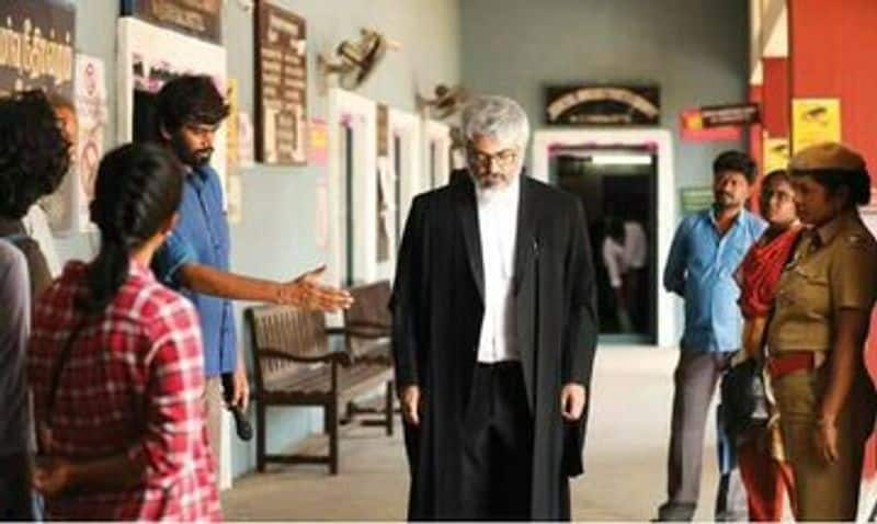 Ajith share his previous mistake with Vinoth