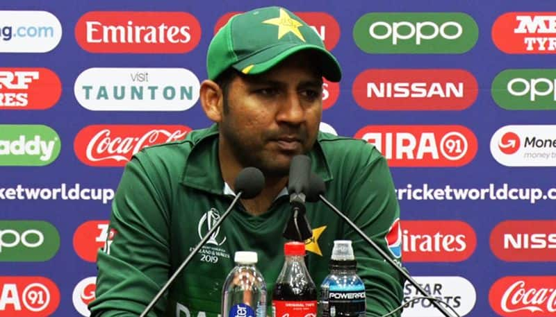 Not the first time we lost to India in World Cup, so it is fine says Sarfaraz Ahmad