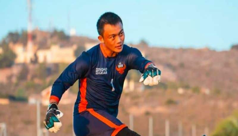 East Bengal signs goalkeeper Lalthuammawia Ralte on loan from FC Goa