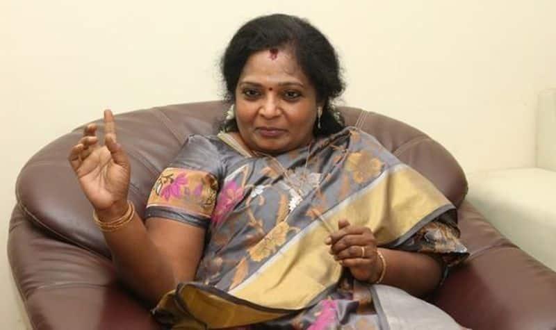 Tamil people tamilisai intimidated