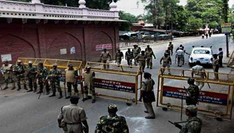 Is something going to happen in Ayodhya, UP police will be deployed in the security of Ayodhya