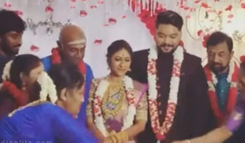 ms basker daughter marriage engagement news