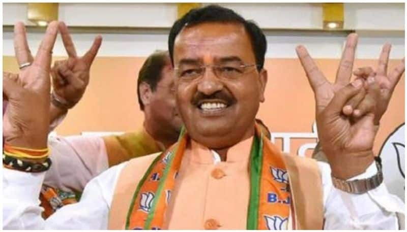 Declaring that he is Ram Bhakt first, UP dy CM Keshav Maurya donates 30 months salary for Ram temple
