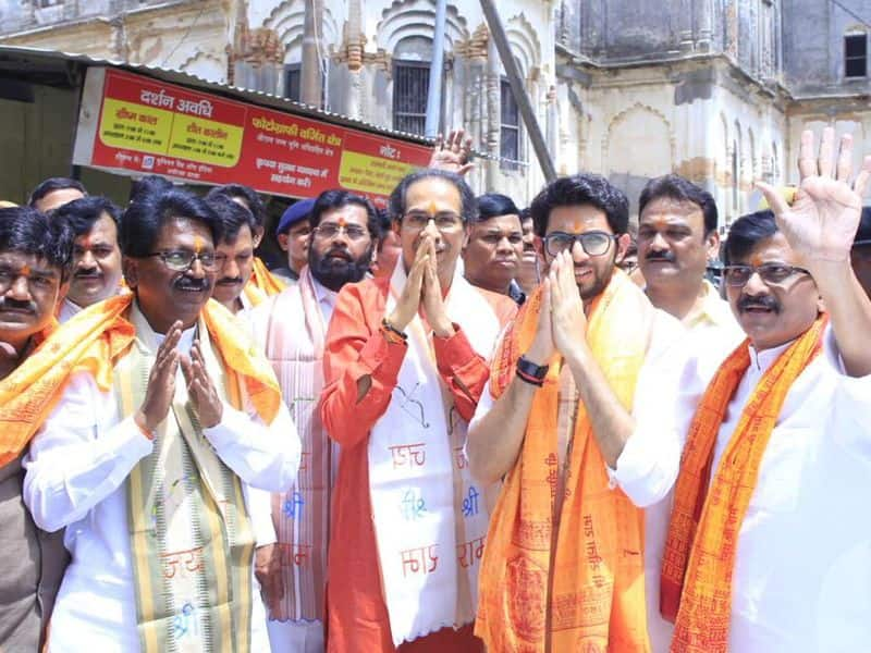 Uddhav Thackeray says PM Modi has Courage for Ordinance to Construct Ram Temple in Ayodhya
