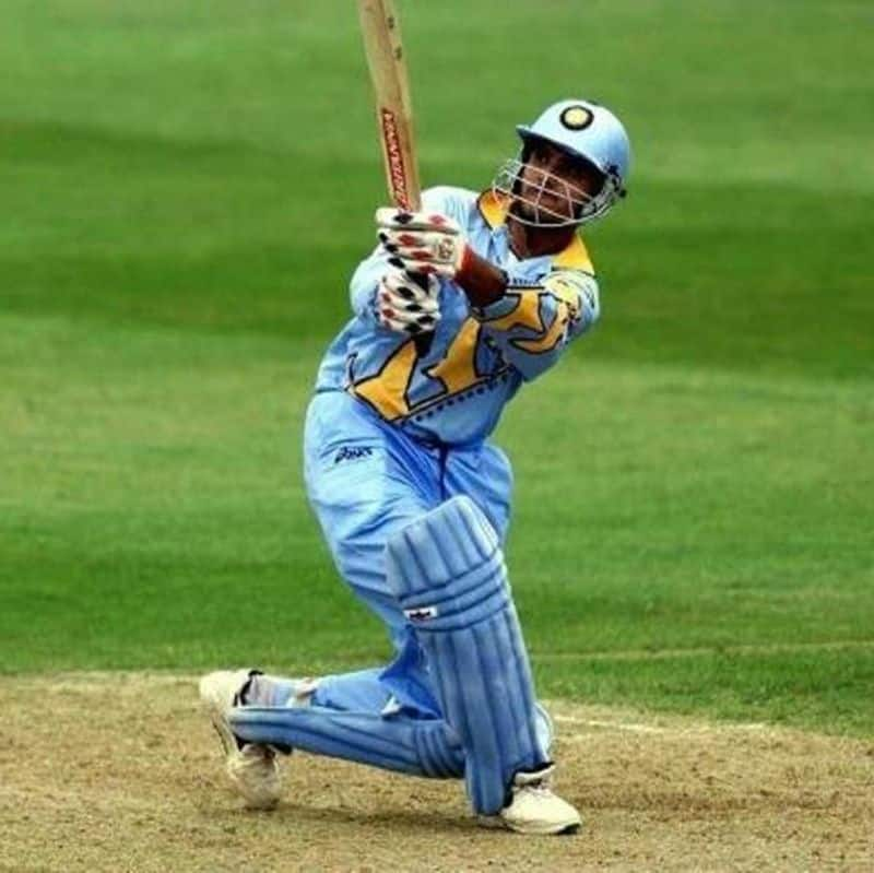 ganguly fans supported south africa because of his absence in indian team
