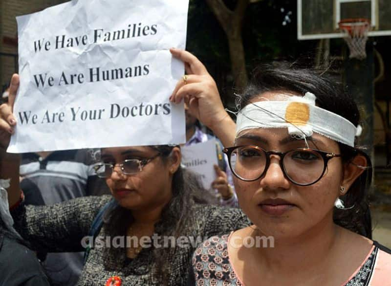 Central government is Preparing to make laws to protect doctors from violence