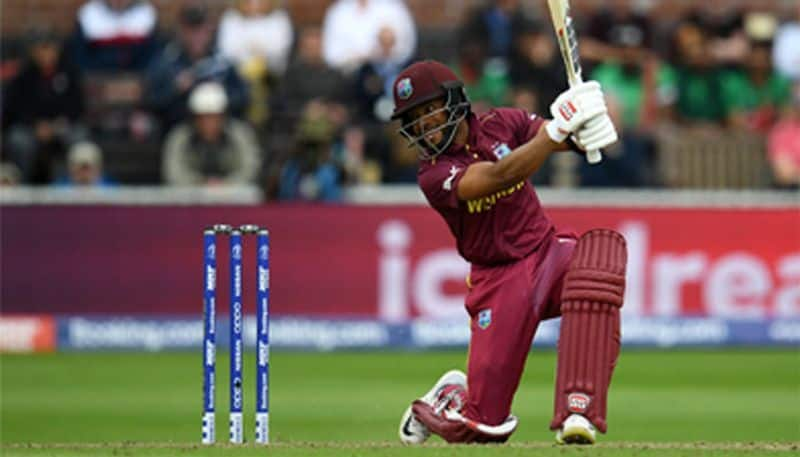 shai hope scores century and west indies set challenging target to sri lanka in first odi