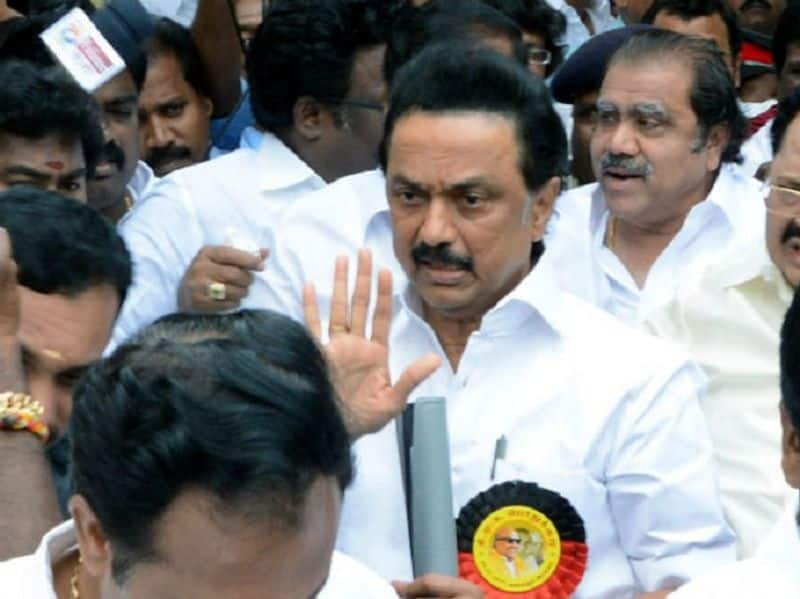 Stalin fearing the BJP could not ... ttv dhinakaran says