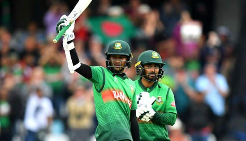 CWC 2019, Sakib and Liton take Bangladesh to the Victory against West Indies