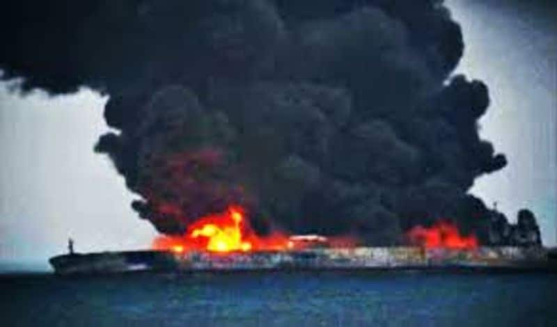Tension between the US and Iran deepened due to the explosion of oil tankers.