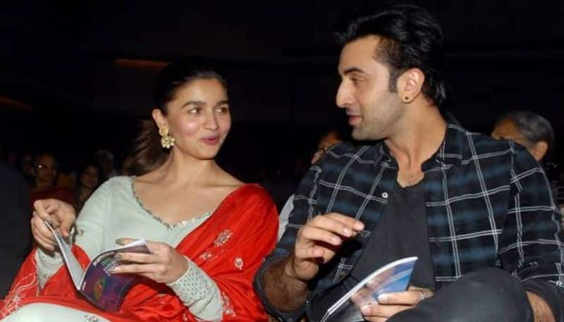 Alia Bhatt finally posts picture with dulhan wali feeling and is it Ranbir Kapoor