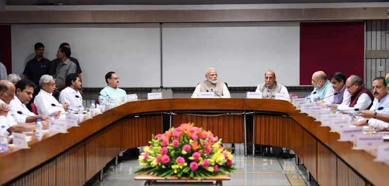 Government Sets up Committee to Study One Nation, One Election Issue, Most Parties Support Proposal