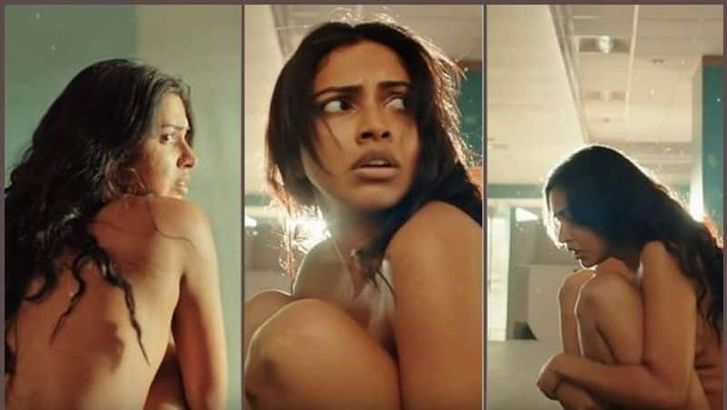 Amala Paul shoots naked for Aadai only after being informed of the scene's intimate details