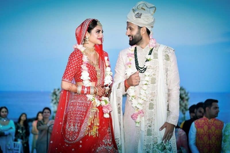 Actress-turned TMC MP Nusrat Jahan gets hitched to Nikhil Jain in Turkey (Pictures)