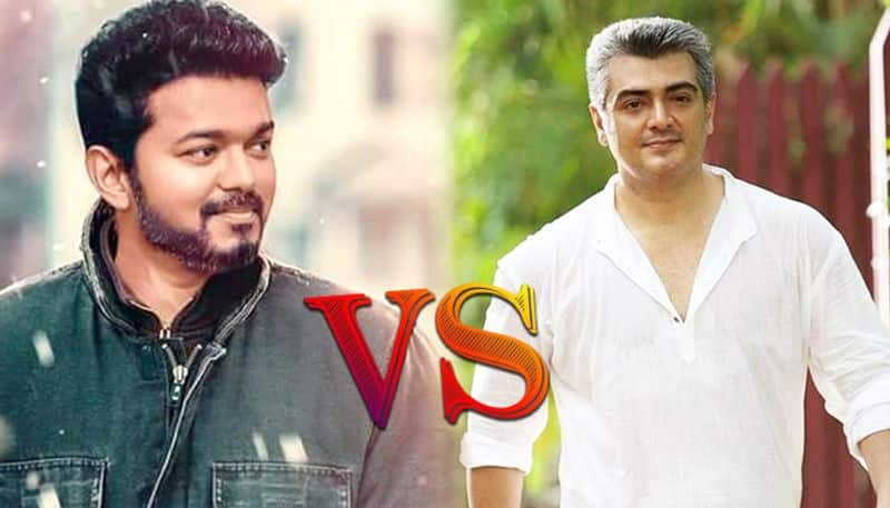 Vijay fans respond to Ajiths supporters hatred with empathy
