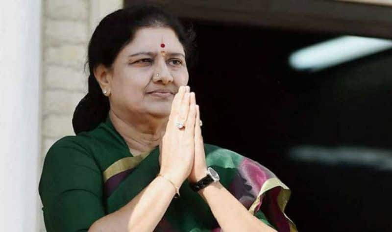 sasikala talk about  out going  persons