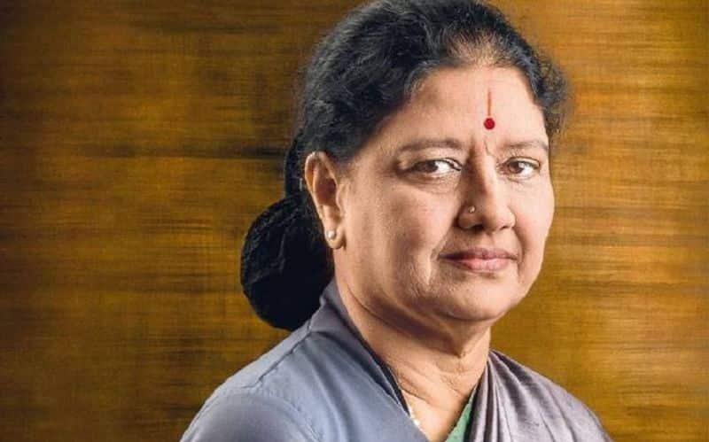 Jayalalithaa is all over sasikala