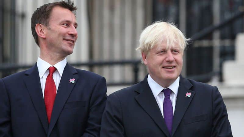 Final hours voting as Boris Johnson Jeremy Hunt fight race to become British PM